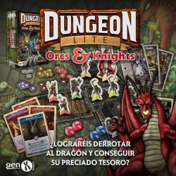 Dungeon Lite: Orcs & Night