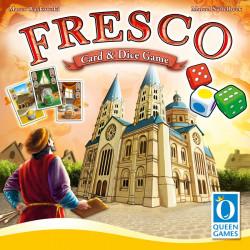 Fresco Card & Dice Game