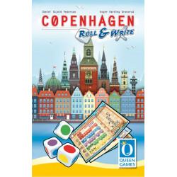 Copenhagen Roll and Write