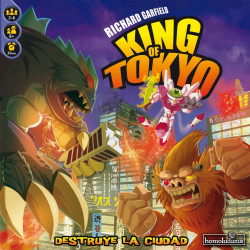 King of Tokyo + Power Up