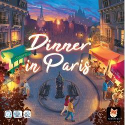 Dinner in Paris (Francés)