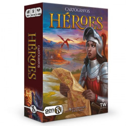 Cartográfos: Héroes