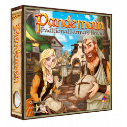 Pandemain Kickstarter