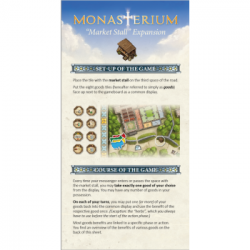 Monasterium: Market Stall