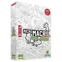 Micro Macro Crime City:...