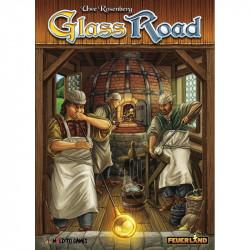 Glass Road (Castellano)
