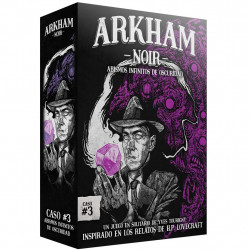 Arkham Noir: ABISMOS...