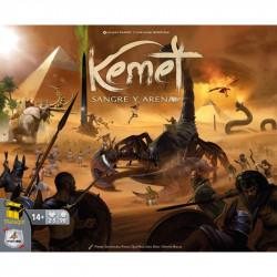 Kemet: Sangre y Arena