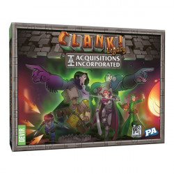 Clank Legacy: Acquisitions...