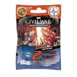 Dice Masters Civil War Set de inicio + Promo
