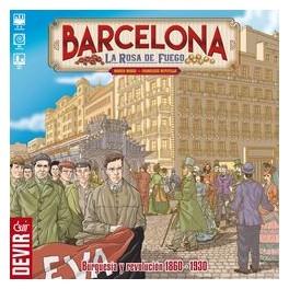 Barcelona: La Rosa de fuego