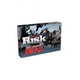 Risk: The Walking Dead – Survival Edition Castellano