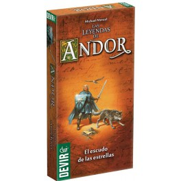 Leyendas de Andor: Escudo de las Estrellas