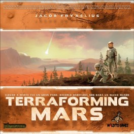 Terraforming Mars + Promos