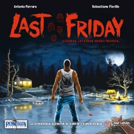Last Friday (incluye promo)