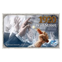 1920 Wall Street + extras