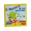 El Monstruo de los Calcetines(Caja Española)