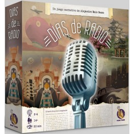Dias de Radio (Edición Verkami con extras)
