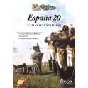 España 20. Pack Solitario y creación de Escenarios