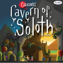 Catacombs 3rd Edition: Cavern of Soloth