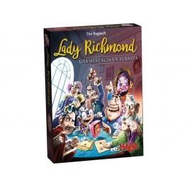 Lady Richmond: Una herencia en subasta