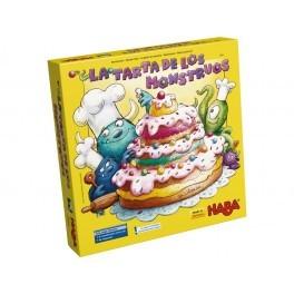 La Tarta de los Monstruos (caja española)