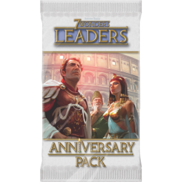 7 Wonders: Cities Pack Aniversario