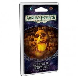 Arkham Horror El Juego de Cartas: Ecos del Pasado